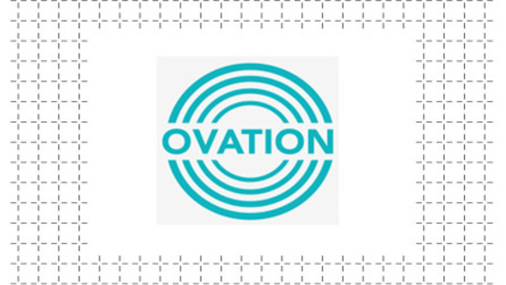 Press ovation logo grid