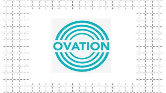 Press ovation logo grid