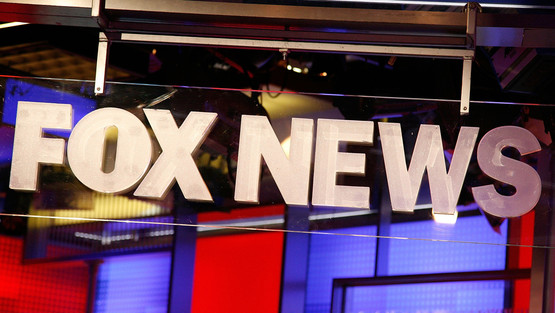 Press o fox news logo facebook